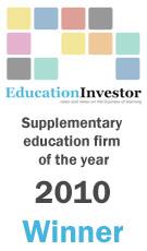 Education Investor Awards 2010 logo